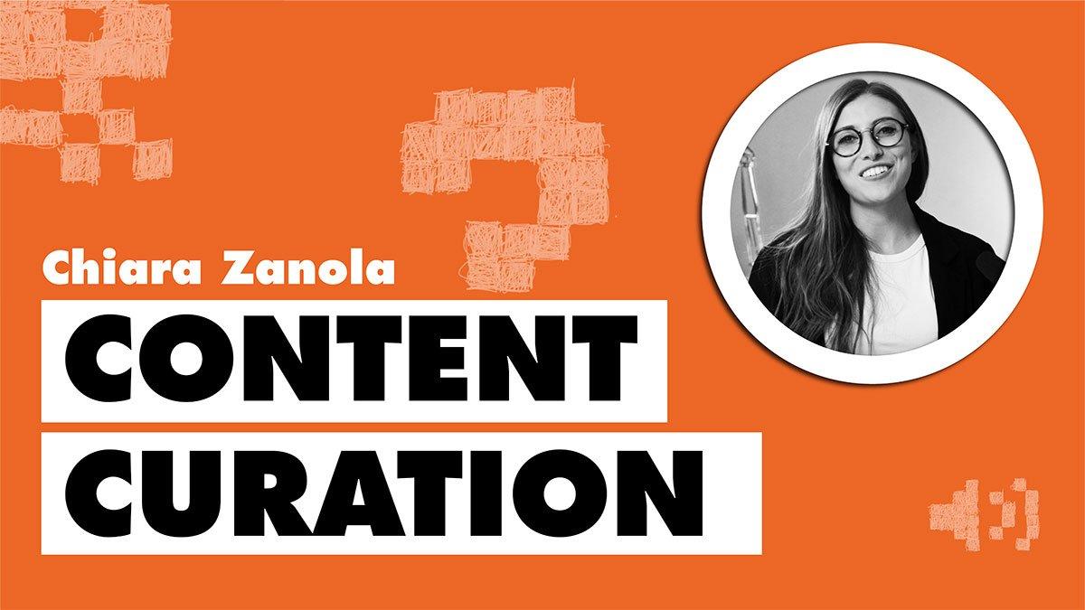 Content curation per la cultura: come scegliere i contenuti e come usarli sui canali digitali?