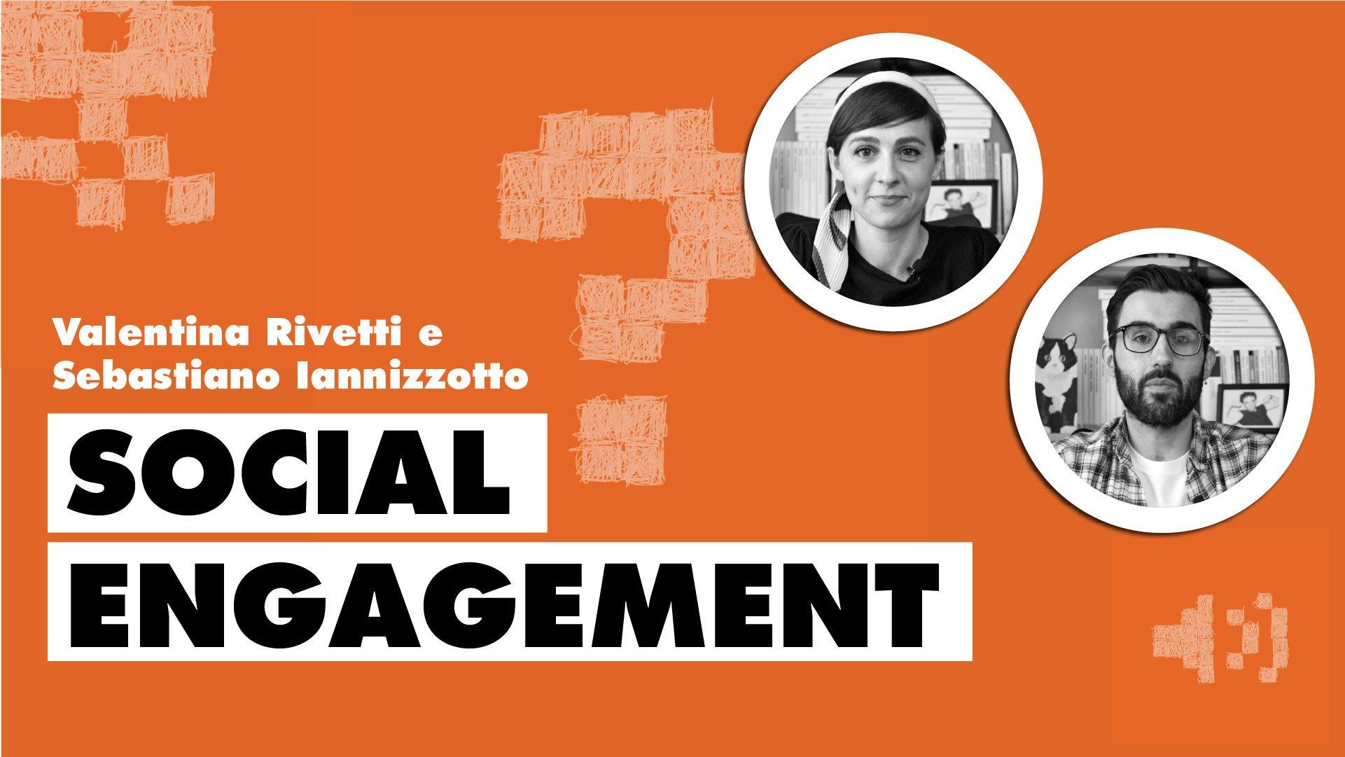 Social engagement: come creare contenuti culturali che le persone vogliono condividere